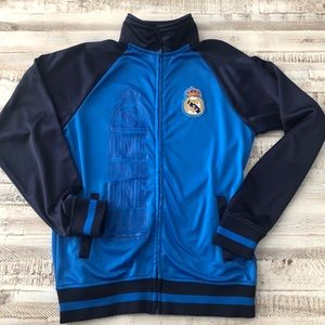 Real Madrid / Soccer Jacket / Blue / Youth…